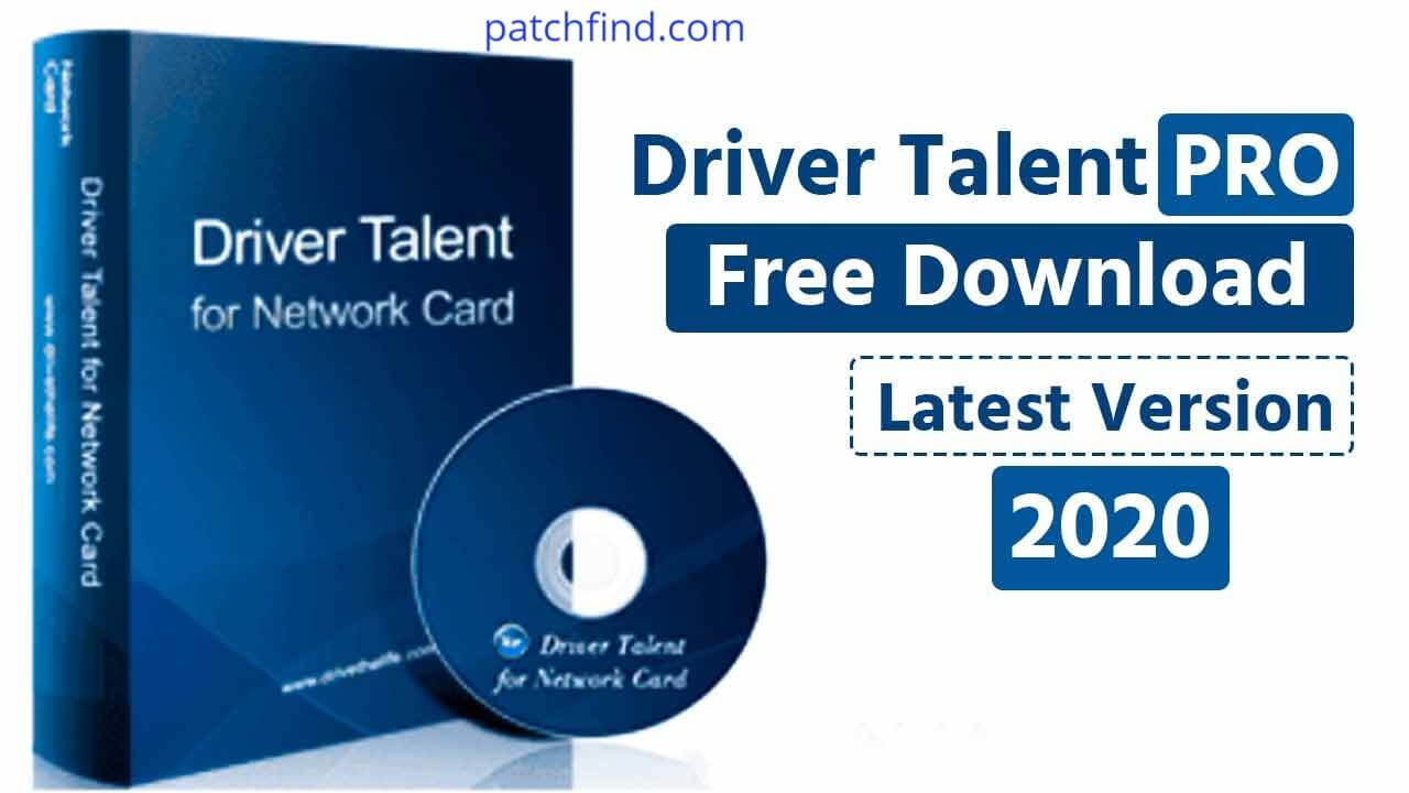 Driver Talent Pro 7.1.30.2 Crack With Full Version 2020