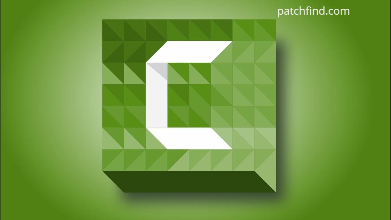 Camtasia Studio Crack With License Key + Patch Free Download