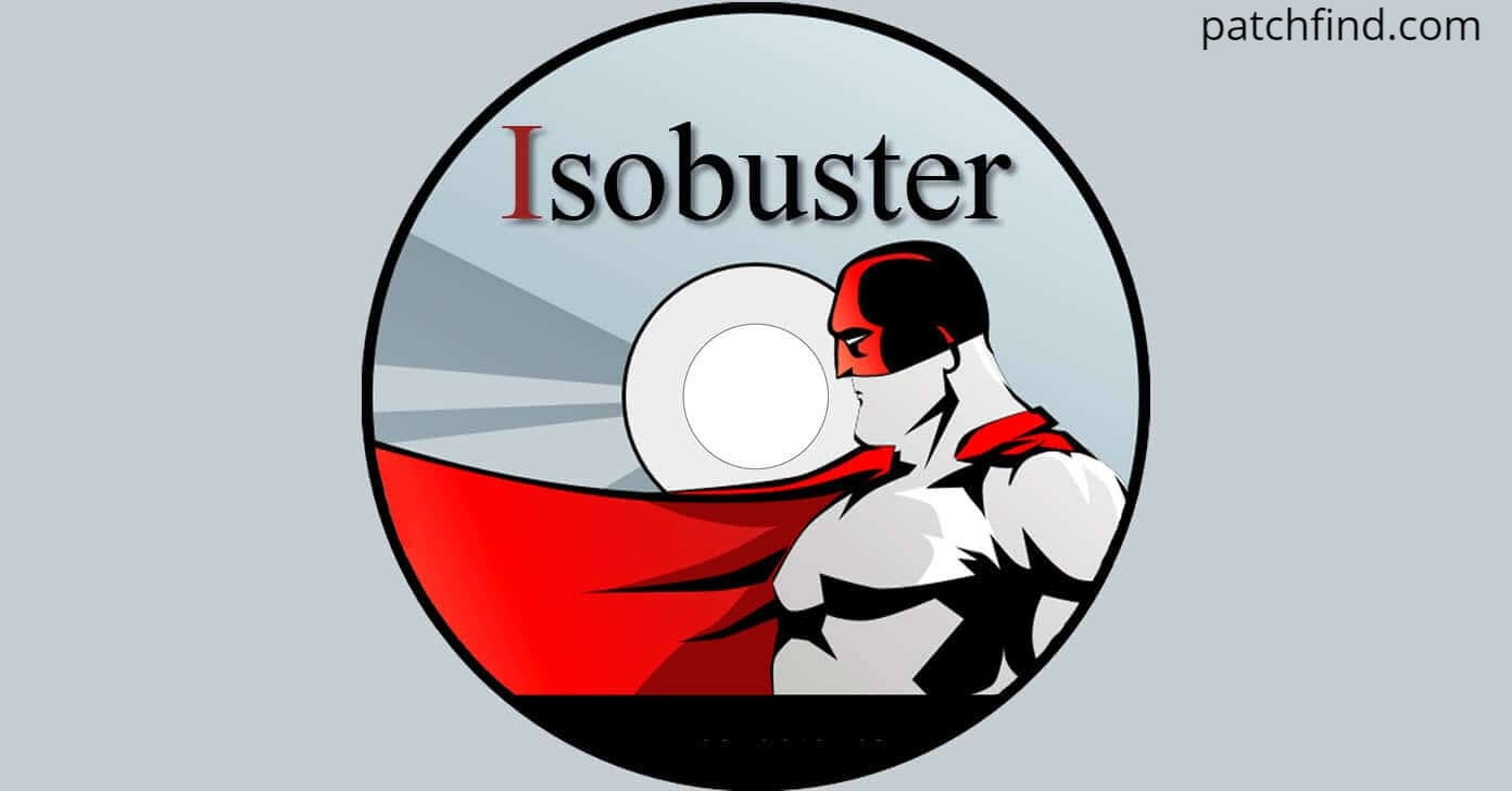 IsoBuster Crack With Serial Key Download Latest