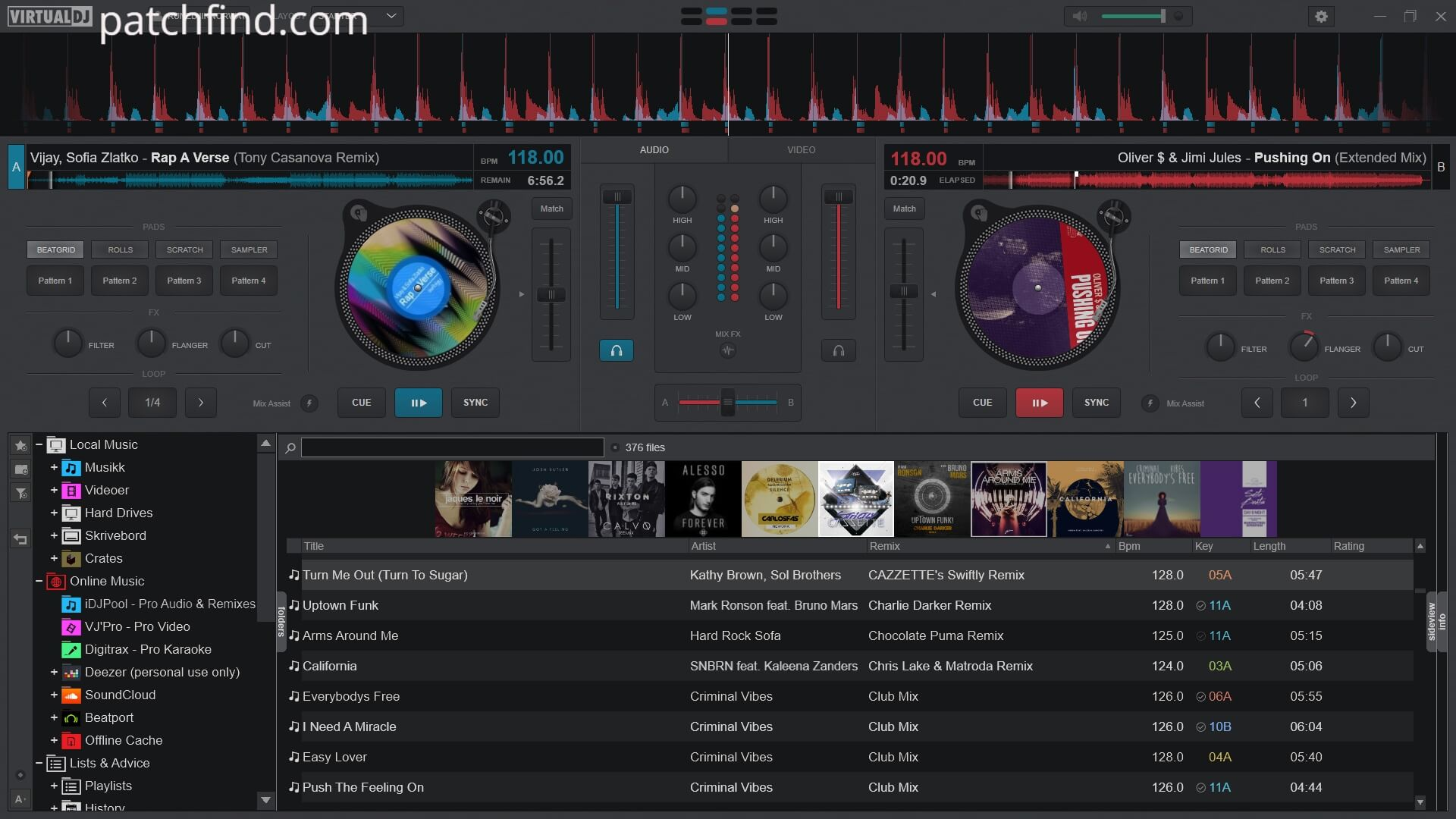 Virtual DJ Pro Crack With Keygen 2020 For Win/Mac