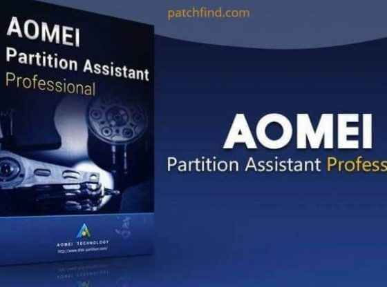 AOMEI Partition Assistant Crack With License Key Download