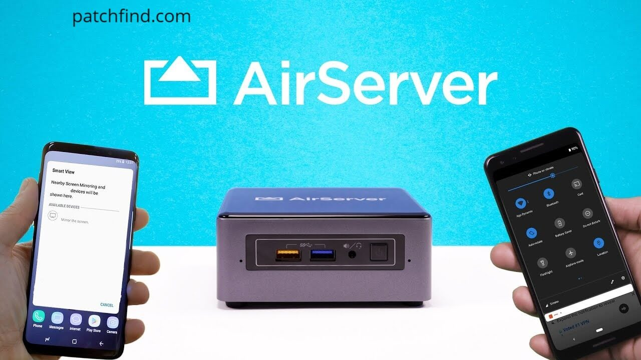 AirServer Crack Latest Version Free Download 2020
