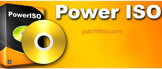 Power ISO Latest Version Crack Plus Registration Key