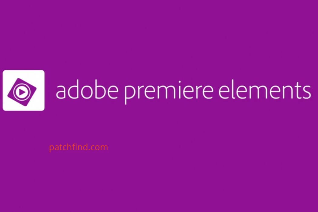 adobe premiere element Crack