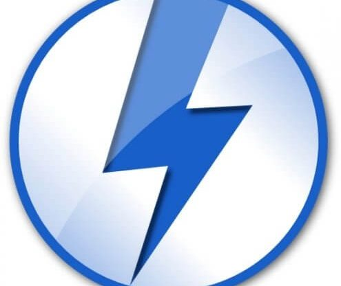 Daemon Tools Ultra 5.7.0.1284 Crack Plus Keygen Free Download 2020 logo