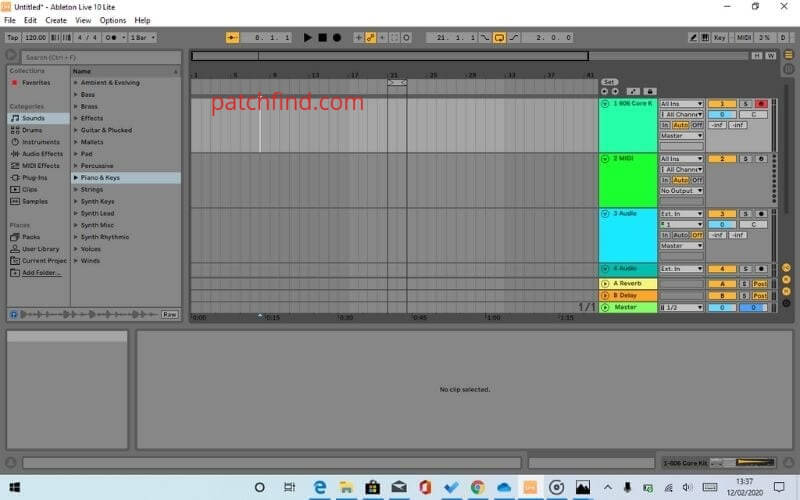 Ableton Live 10.1.25 Crack With Serial Key 2020 [Win/Mac]