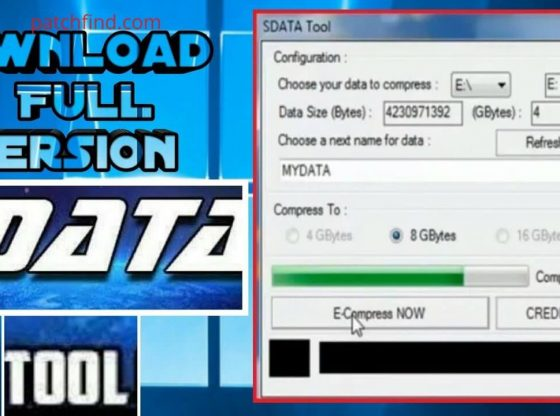 SData Tool Full Latest Version Crack + Serial Key Download