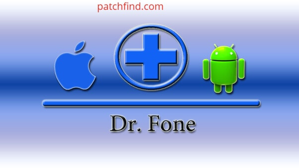 Wondershare Dr. Fone Registration Code With Crack Full Version