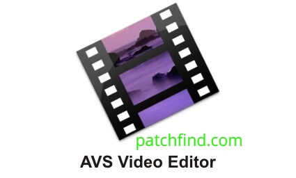 AVS Video Editor Crack logo