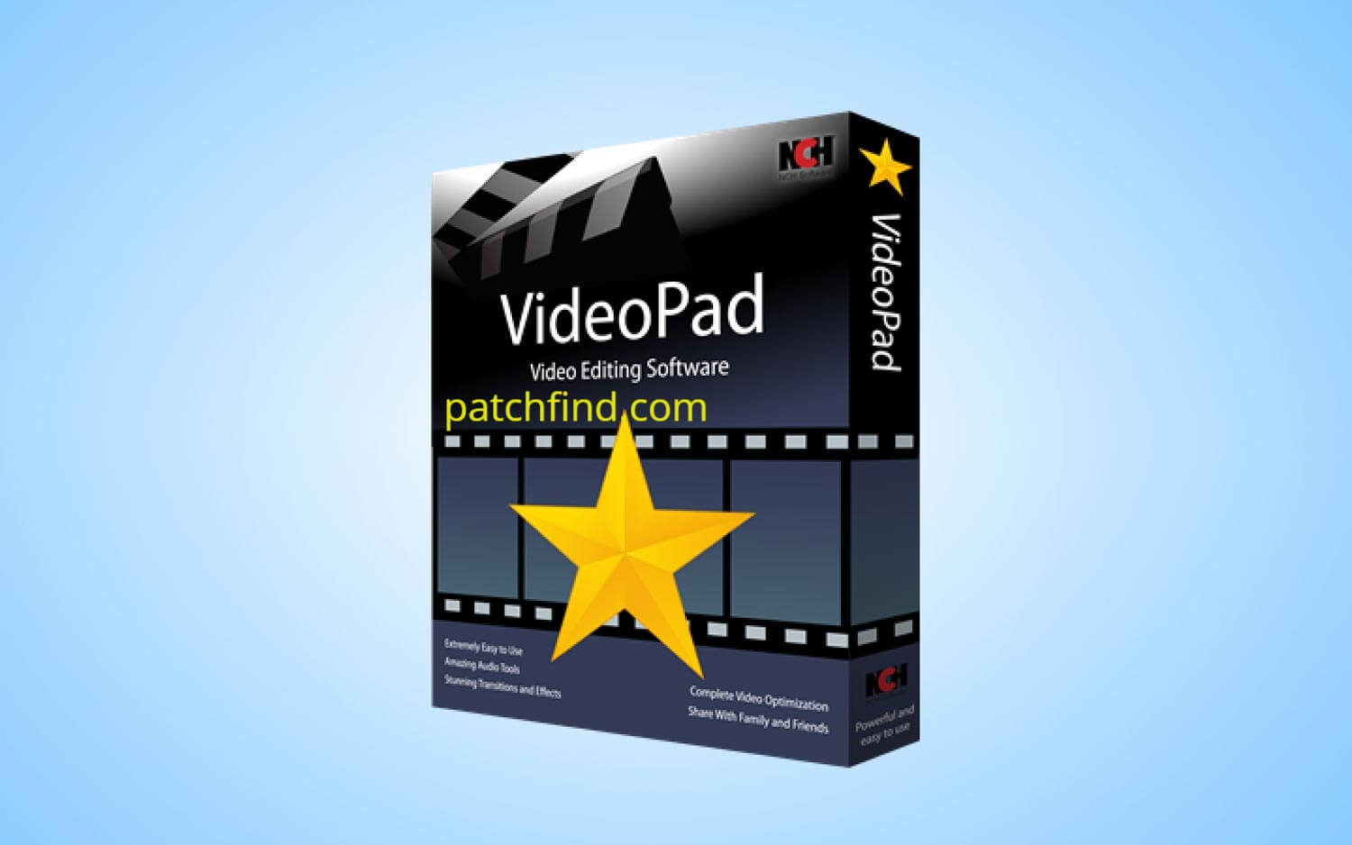 Videopad Video Editor Cracked