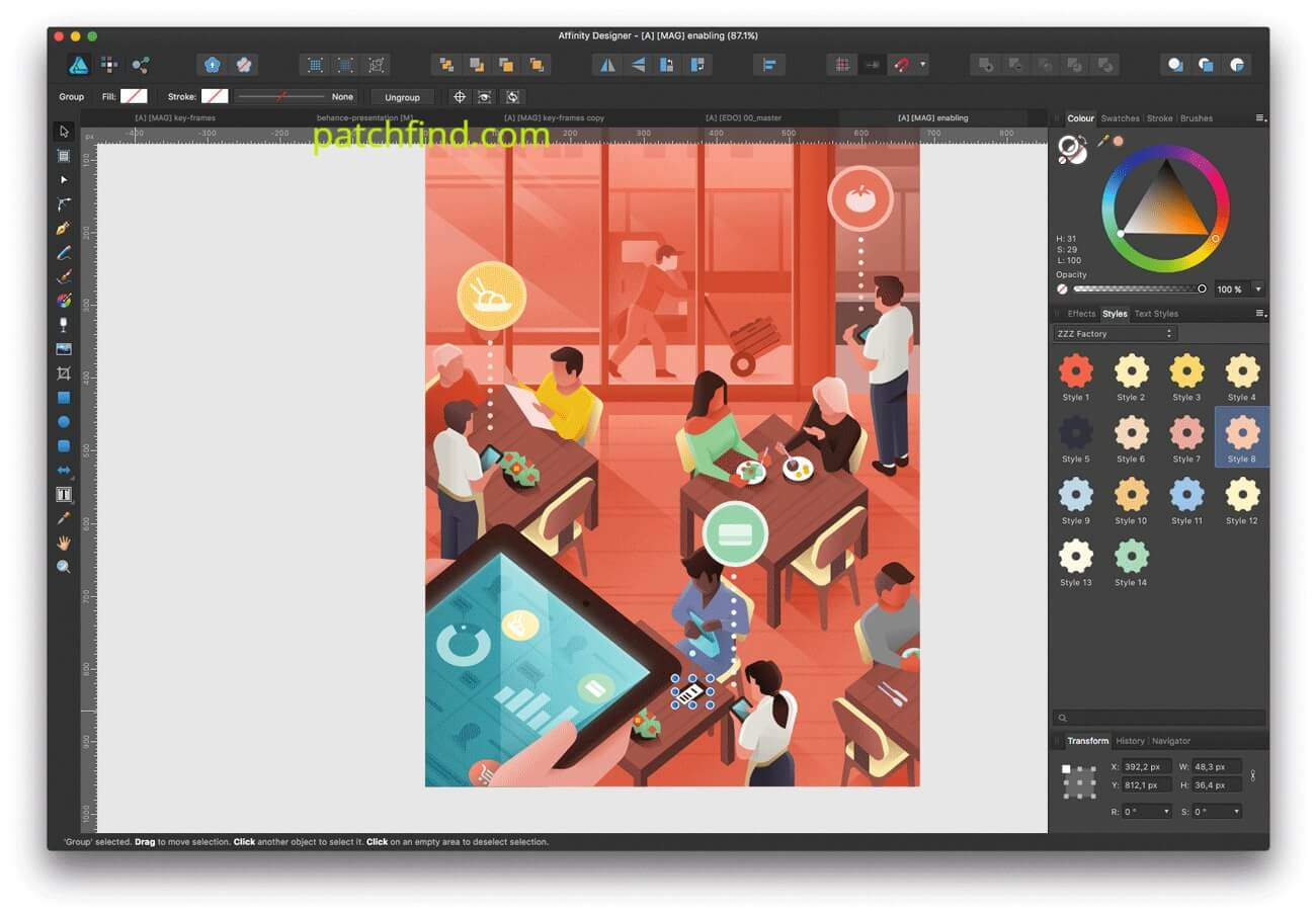 Adobe Illustrator license file