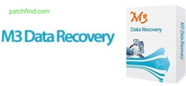 M3 Data Recovery Crack logo