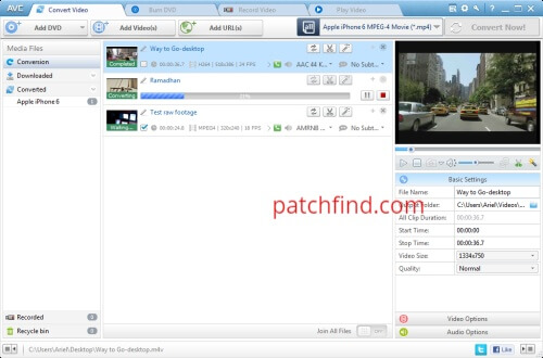Any Video Converter Ultimate Free Download