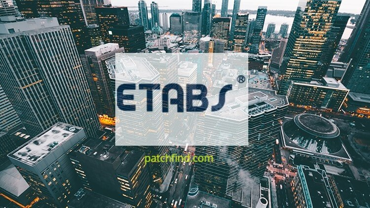 ETABS Cracked