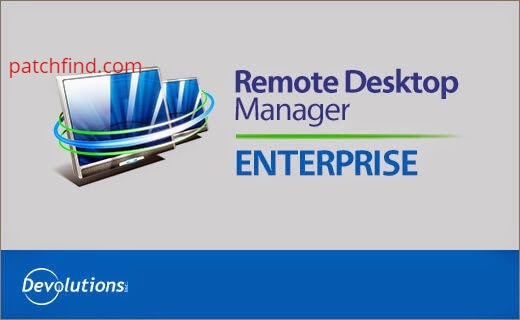 Remote Desktop Manager Enterprise Key