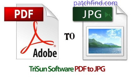 TriSun PDF To JPG Cracked